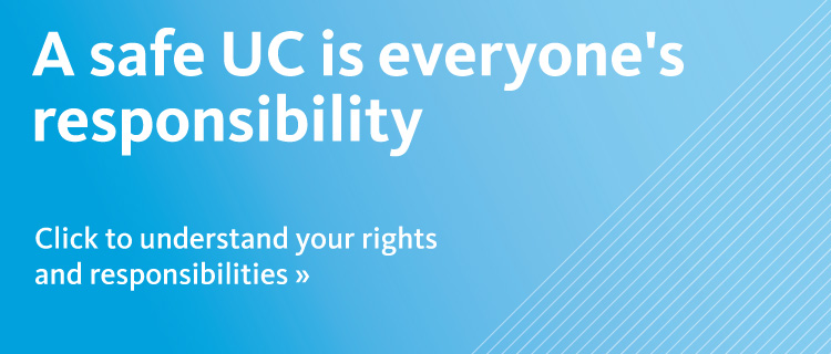 A safe UC is everyone's responsibility